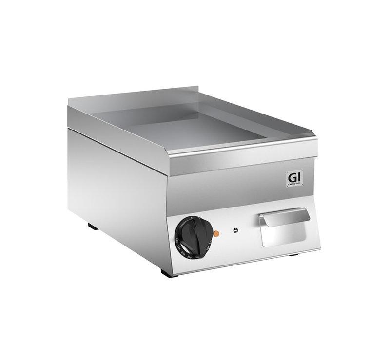 XXLselect 650 HP Elektrische Bakplaat | Gladde RVS Plaat |230V-3N 3,6 kW | 400x600x(H)295mm