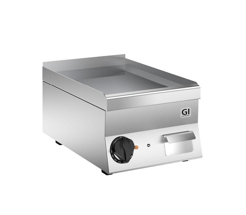 XXLselect 650 HP Elektrische Bakplaat Glad Geslepen | Speciaal Stalen Plaat | 3,6 kW | 400x600x(H)295mm