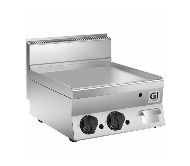 XXLselect 650 HP Gasbakplaat Gladde Speciaal Stalen Plaat | 12,5 kW | 800x650x(H)295mm