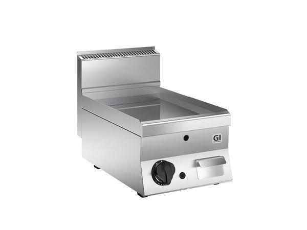 XXLselect 650 HP Gasbakplaat Glad Geslepen | Verchroomde Plaat | 5 kW | 400x650x(H)295mm