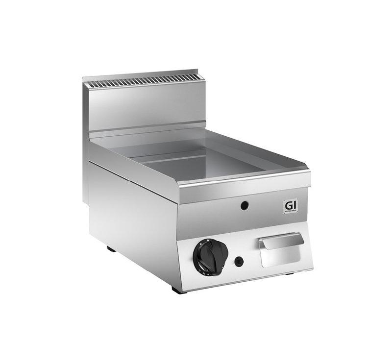 XXLselect 650 HP Gasbakplaat Glad Geslepen | Speciaal Stalen Plaat | 5 kW | 400x650x(H)295mm