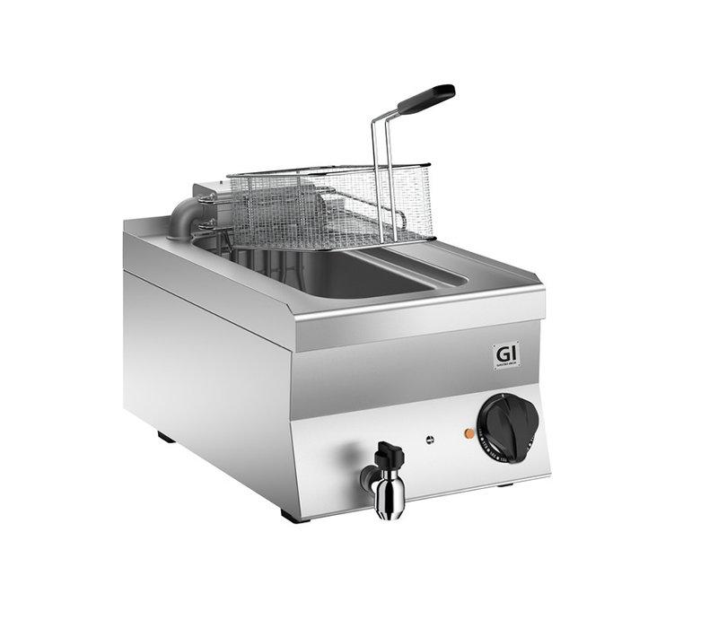 XXLselect 650 HP Elektrische Friteuse Extra 10 Liter | 9 kW | 400x650x(H)295mm