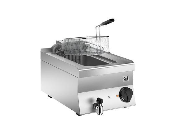 XXLselect 650 HP Elektrische Friteuse 10 Liter | 6kW | 400x650x(H)295mm
