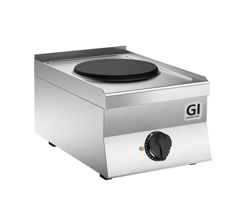 XXLselect 650 HP Kooktoestel | 1 Kookplaat Ø350mm | 3,5 kW | 400x650x(H)295mm