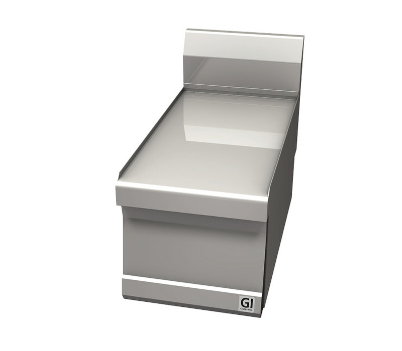 XXLselect 600 Trendline Roestvrijstalen Werkunit | 300x600x(H)445mm