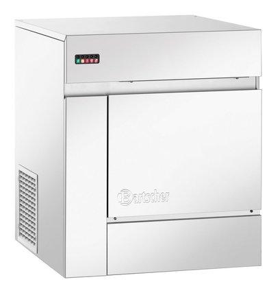 Bartscher Scherf Ice machine - 90 kg / 24 hours - Stock 20kg - 57x60x (h) 68cm