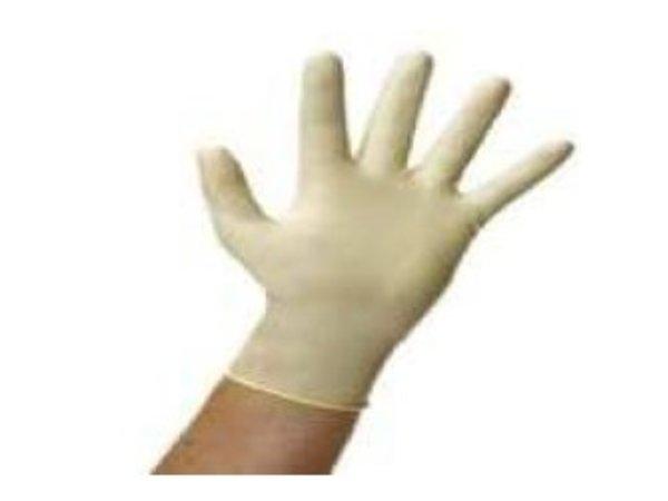 Saro Vinyl glove Unpowdered Per 100 | Available in 4 sizes