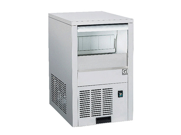 XXLselect Holle IJsblokjesmachine | 20kg/24u | 6kg Opslag | 364x459x(H)605mm
