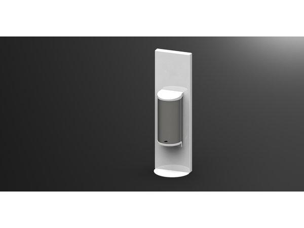 Saro Dispenser Voor Handdesinfectie Wit | No Touch | 800ml | 180x110x600mm