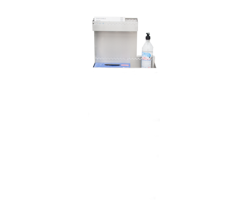 Saro Hygiene Adapter For Waste Bin 120 ltr