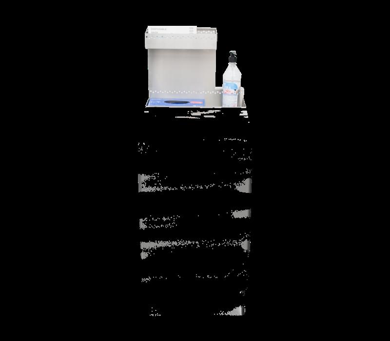 Saro Hygiene Adapter Voor Afvalbak 120 ltr