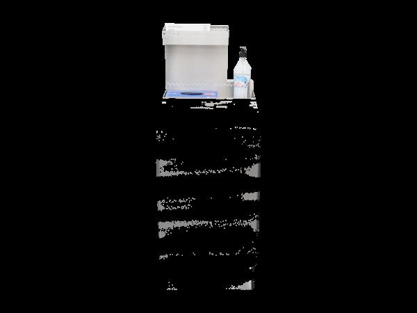 Saro Hygiene Adapter Voor Afvalbak 60 & 90 ltr