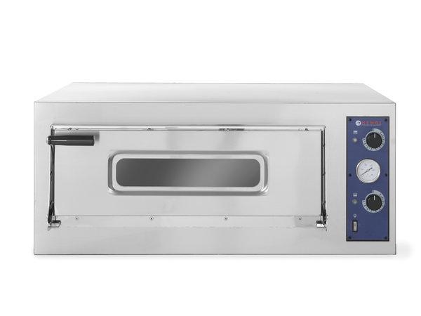 Hendi Pizza Oven Basic | 400V / 4700W | 975x814x(H)413mm