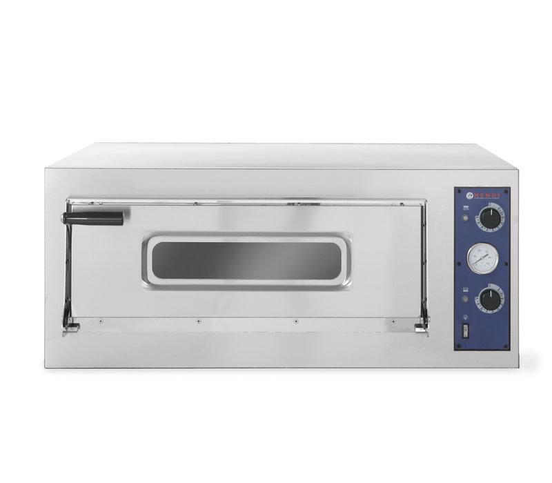 Hendi Pizza Oven Basic | 400V / 4700W | 975x814x (H) 413mm