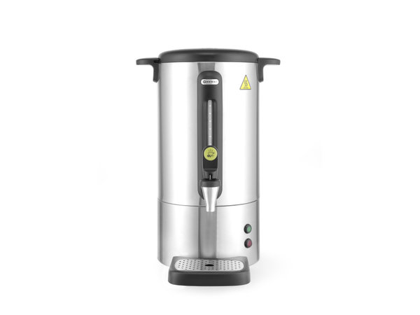 Hendi Percolator Concept Line | Single-walled stainless steel | 13 Liter | 357x380x (H) 502mm