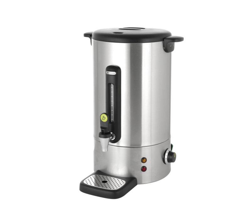Hendi Warmen Beverage Kettle Concept Line stainless steel | 10 Liter | 307x330x (H) 450mm