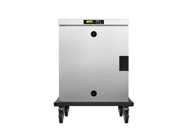 NordCap Warming cabinet HHT 082 E | Mobile 16x 1/1 GN | 755x855x (H) 1010mm