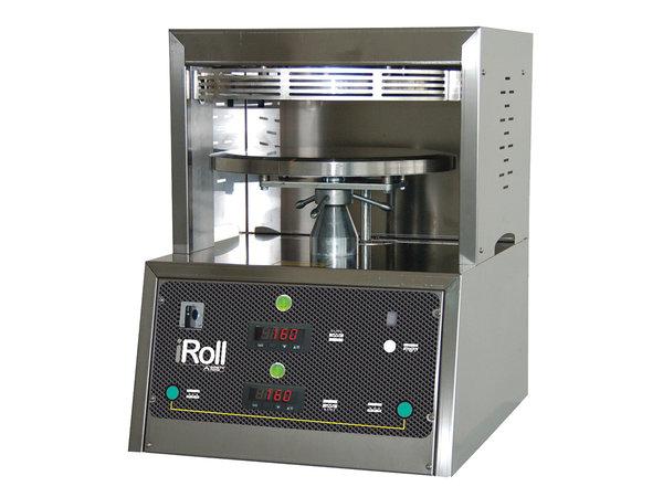 NordCap Pizza dough Press | iP 33 - iRoll | Ø330mm | 425x540x (H) 750mm