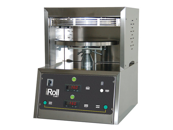 NordCap Pizzadeeg Pers | iP 33 - iRoll | Ø330mm | 425x540x(H)750mm