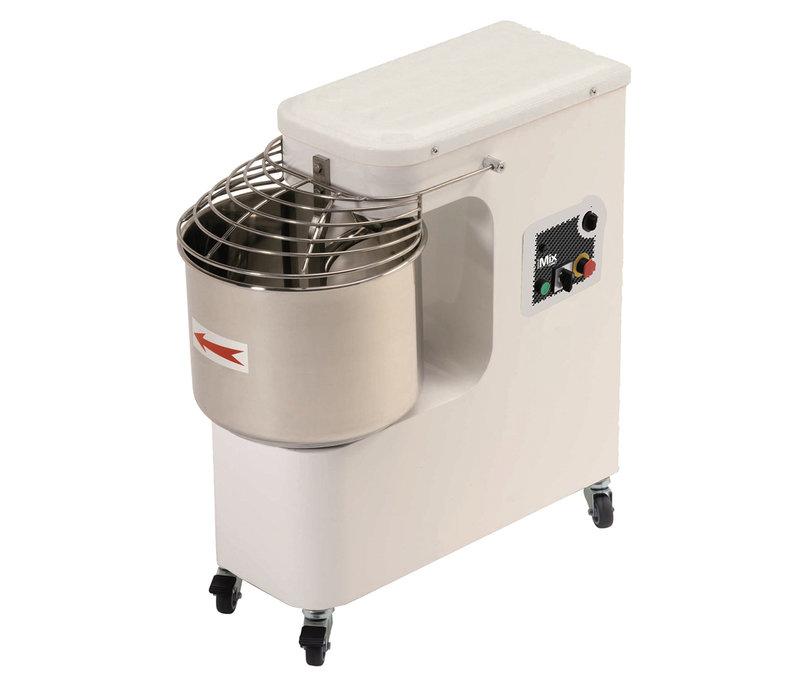 NordCap Moretti Spiral dough kneader | iM 44 - iMix | 44 Kg Capacity | 530x831x (H) 760mm