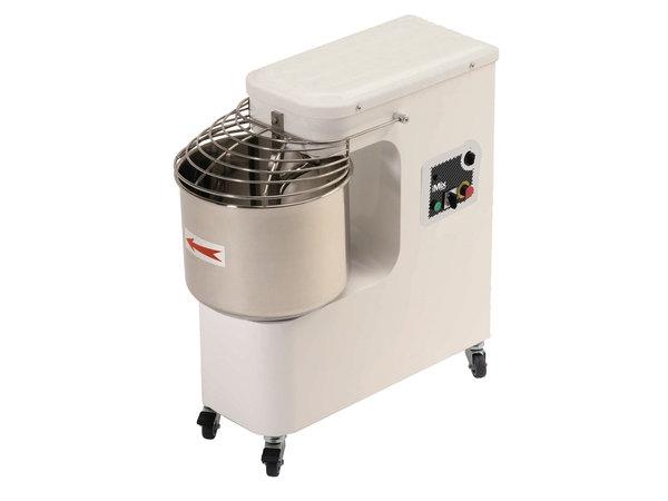 NordCap Moretti Spiral dough kneader | iM 25 - iMix | 25 Kg Capacity | 430x748x (H) 760mm