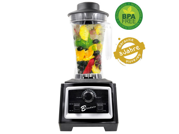 Saro Blendaro Blender Mechanisch | 2.2 kW | 30.000 RPM | 2 Liter | 235x265x(H)520mm