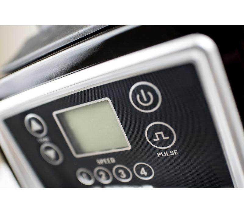 Saro Blendaro Blender Digital | 2.2 kW | Up to 30,000 RPM | 2 Liter | 235x265x (H) 520mm