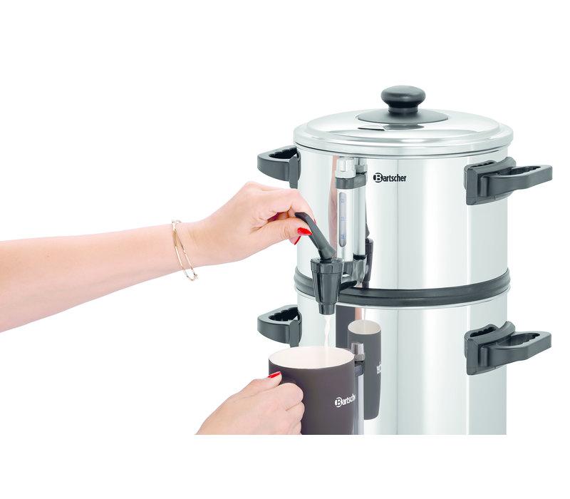Bartscher Melkdispenser Opzet   4 Liter   Geschikt voor de A190148 & A190167