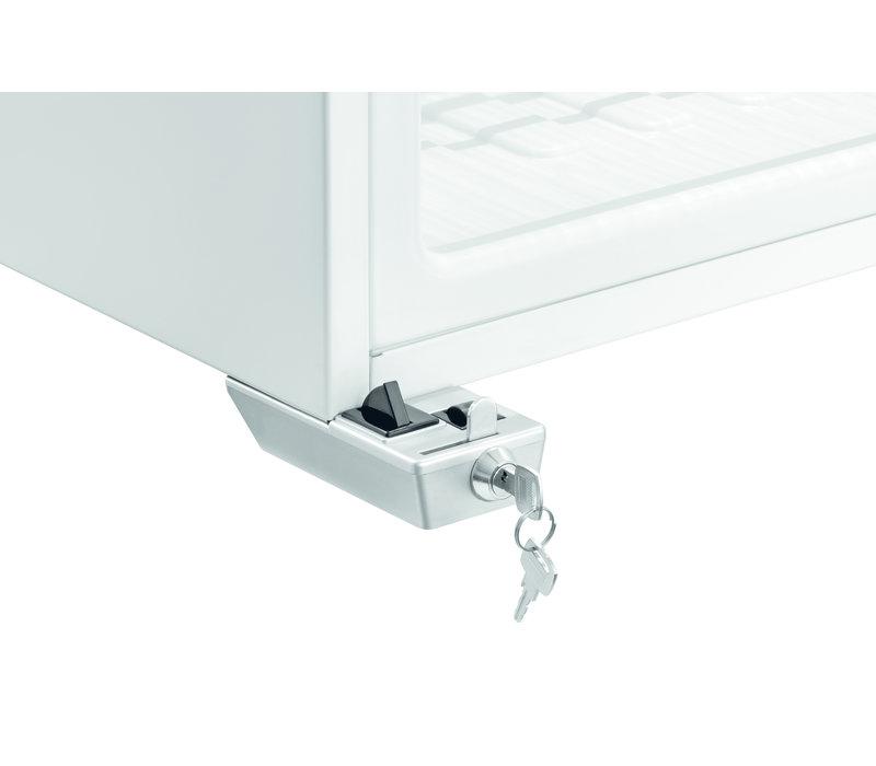 Bartscher Diepvrieskast Tafelmodel | 90 Liter | 3 Vaste Roosters | 620x600x(H)720mm