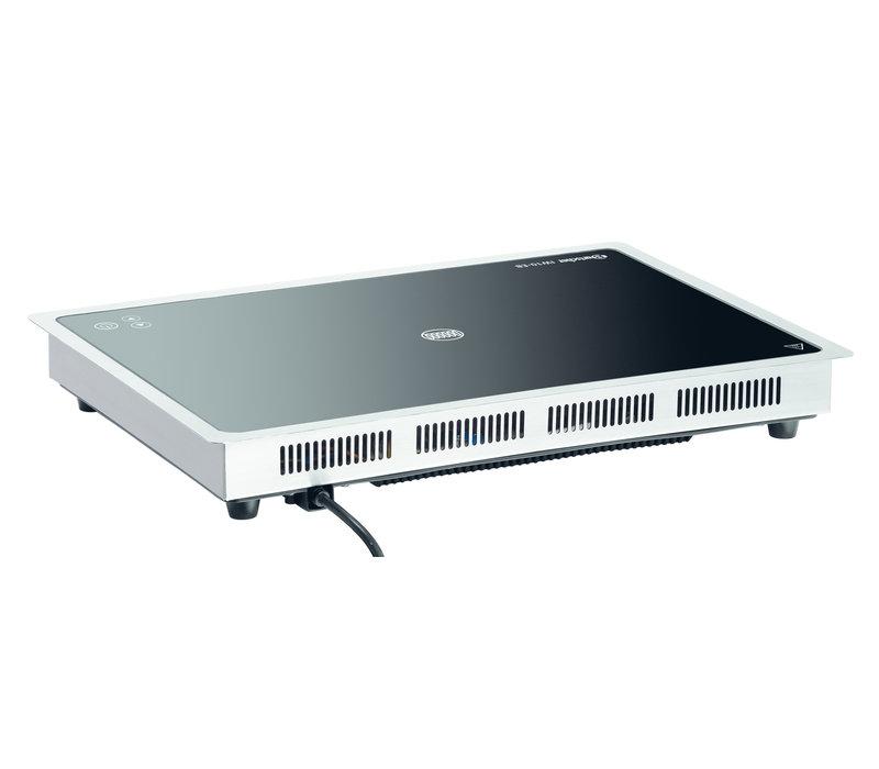 Bartscher Inductiewarmhoudplaat | Inbouw Mogelijk | 1 kW | 490x345x(H)67mm