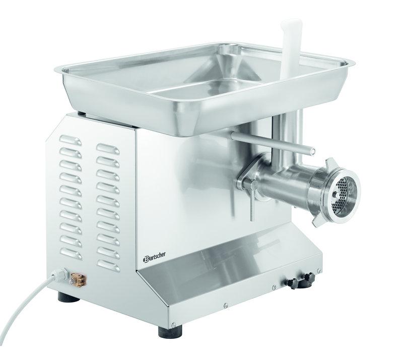 Bartscher Meat grinder FW200 | Suitable for 200kg / Hour | 1.47 kW | 500x435x (H) 445mm