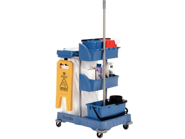 Numatic OUTLET Household trolley Deluxe | 570x820x (h) 1060mm