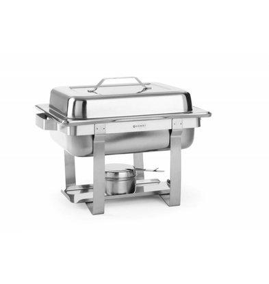 Hendi Chafing Dish | 1/2 GN | 4,5 Liter | 385x295x(H)310mm