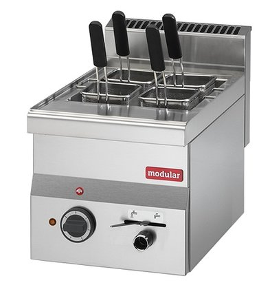 Modular Pasta Cooker 600 Modular | electric | 230 | With drain valve | 14 Liter | 300x600x (H) 280mm