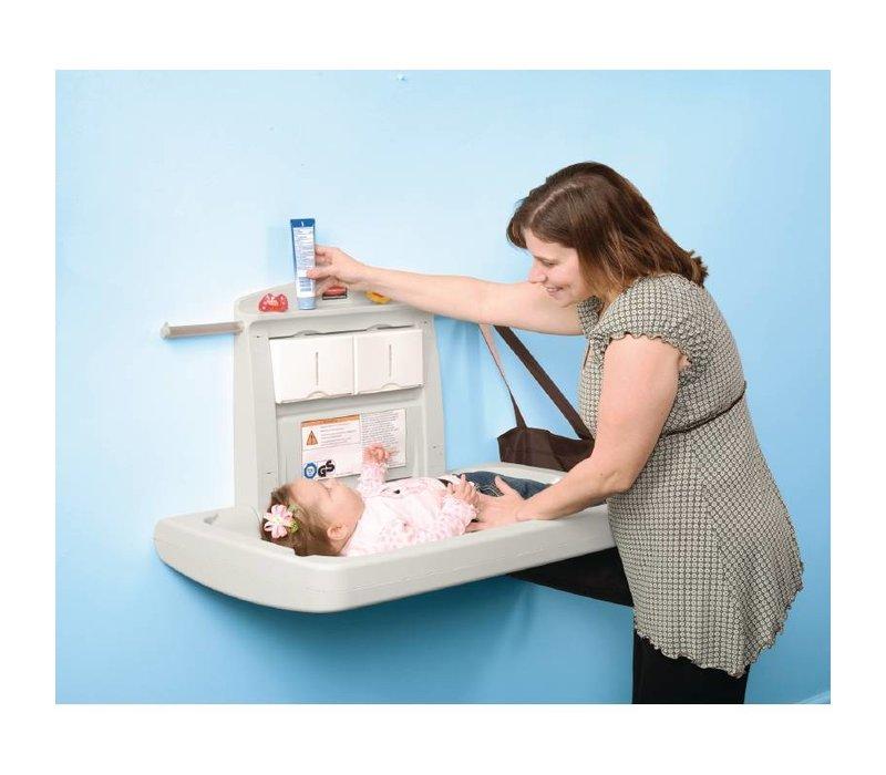 Rubbermaid Baby Verzorgingstafel - met Riem - 911x718x(h)102mm
