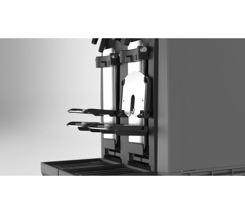 Hoshizaki Beermatic Dualtap Automatische Tapbierdispenser | DBF-AS65WE-EU |  Inwendig koelsysteem