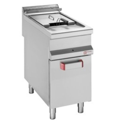 Diamond fryer | gas | 20 Ltr | 13 kW | With Mount | 40x90x (h) 85 / 93cm