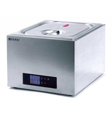 Hendi Sous Vide Systeem GN 2/3 - 13 Liter - 400W - 353x335x(H)290mm