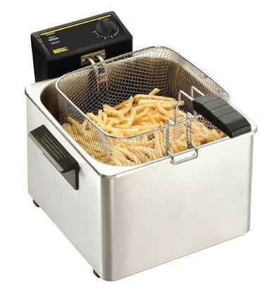 Caterlite Fryer Tabletop Basic   8 Liter   3 KW   342x408x (H) 280mm