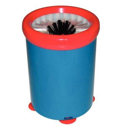 Jantex Rinse brush with bucket - 180 (H) x140 (Ø) mm