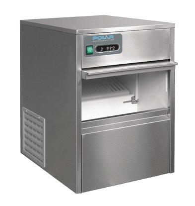 Polar Ice machine - 20 kg / 24h -4 kg Stock - 2 years warranty