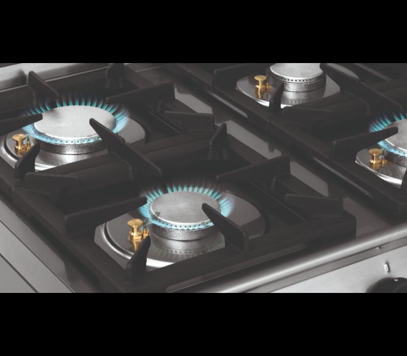Bartscher Gasfornuis MFG 7341 | Elektrische Oven | 19 kW | 800x730x(H)910mm