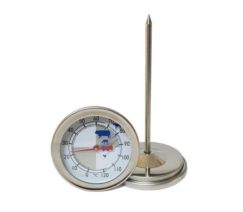 Combisteel Vleesthermometer Ø73mm | 0/120 Graden