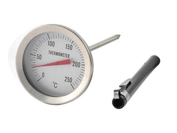 Combisteel Vleesthermometer Ø52mm | 0/250 Graden