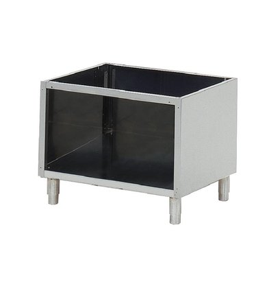 Gastro M Base cabinets for Gastro 60x60 - stainless steel - 60x49x (h) 57cm