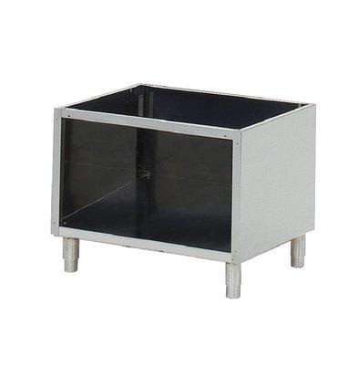 Gastro M Onderkasten voor Gastro 60x60 - RVS - 60x49x(h)57cm