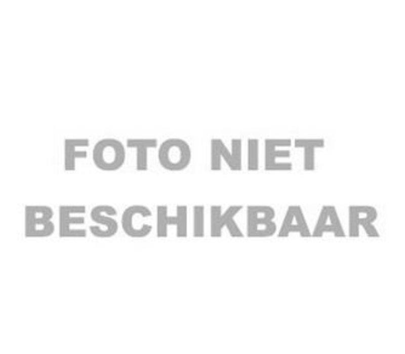 Bartscher Grillplaat, glad, 500x260mm