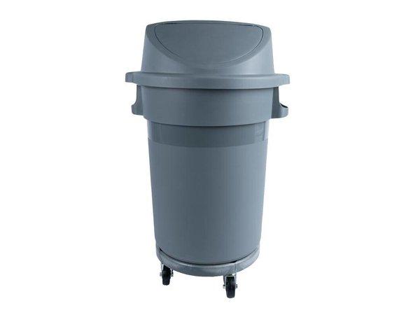 Jantex OUTLET Afvalcontainer Jantex   Kunststof   80 Liter