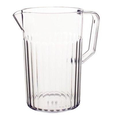 Kristallon Jug ABS | 0.9 Liter | Polycarbonate | Ø101x (H) 159mm