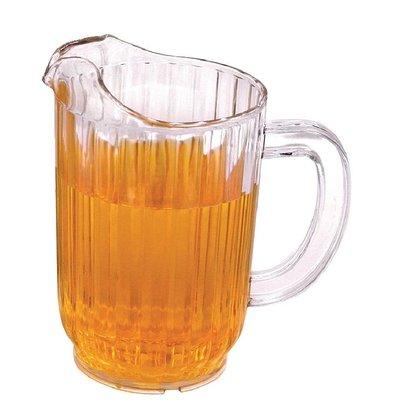 Kristallon jug | 0.9 Liter | polycarbonate | Ø130x (H) 204mm